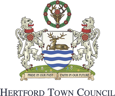 Hertford Town Council logo